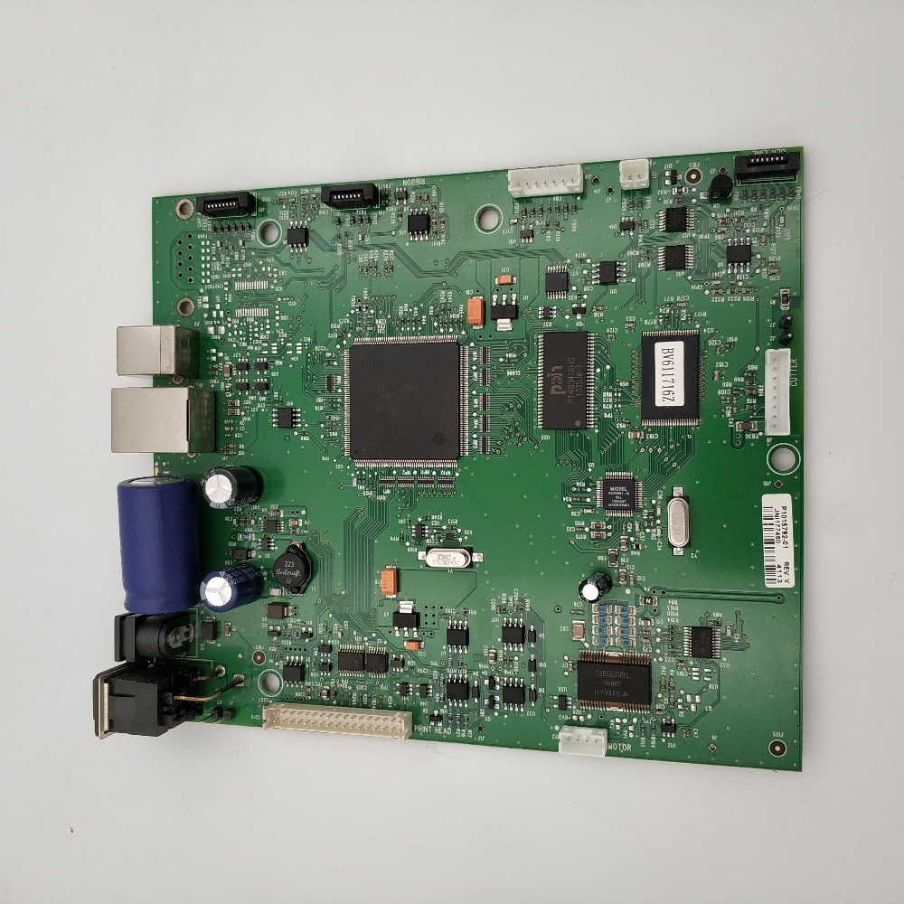 USED MOTHERBOARD main board formatter board FOR Zebra GK420T label printer with 3 MONTHS WARRANTY