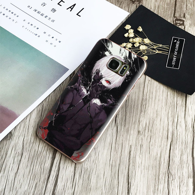 Tokyo Ghoul Phone Case For Samsung Galaxy