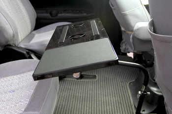 フルモーション 360 度回転ラップトップ車はスタンドデスク車のダイニングテーブル筆記板ノートブックタブレット PC ホルダー USB ファン - DISCOUNT ITEM  12% OFF パソコン & オフィス
