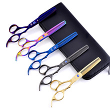 Kasho Hand Professional Hair Scissors Hairdressing Barber Thinning Scissors Hair Cut Shears Salon Tools 6.0 Inch