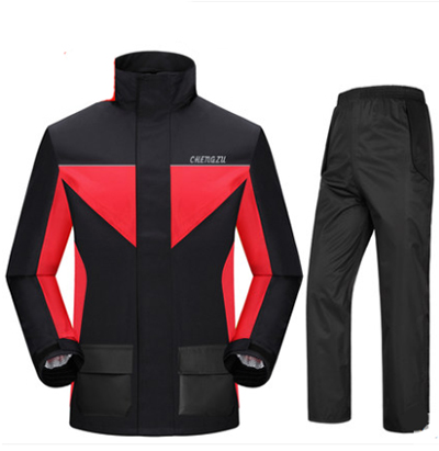 Mode Super Wasserdichte Regen Anzug Motorrad Mit Kapuze Regenmantel para moto undurchlässig motociclista Regen Mantel motocicleta jaquetas