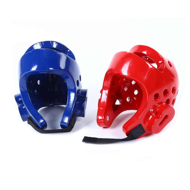 Kids Adults Sanda Karate Muay Thai Boxeo Boxing Taekwondo Helmet Head Protect Men Women Training Helmet