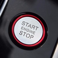 For Audi A4 S4 RS4 A5 S5 RS5 Q5 Red automatic start stop switch SART ENGINE STOP switch 8K0 905 217 C/A