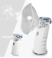 Portable Mini Mesh Nebulizer Household Health Care Children Adult Ultrasonic Nebulizer Inhaler Machine