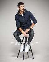Fashion Hoodies Brand Men Lattice Sweatshirt Male Men S Sportswear Hoody Monica