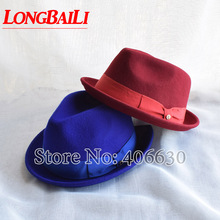 new winter women high quality woolen felt beret hat cap, fedora hat, claret color, free shipping [available from 11 11]hat woolen hat canoe4706101