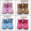 8-Colors Newborn Baby Snow Boots 2016 Winter Suede Baby Boy Girls Shoes Soft Warm Kids Toddler Shoes First Walkers D02