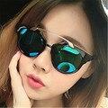 Mulheres Marca de Moda Designer de Óculos de Sol Novo Revestimento Clássico Feminino das Mulheres Óculos Óculos Óculos