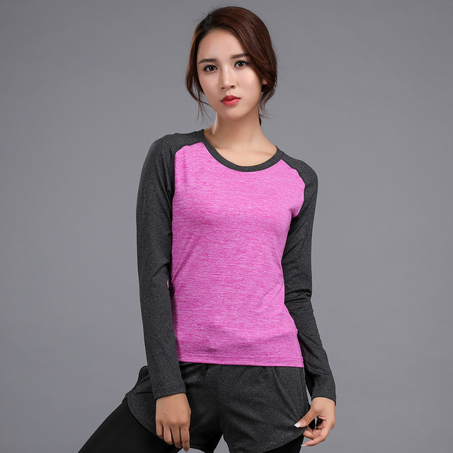 Shintimes 2018 Autumn Casual Slim Big elastic Tops Women Breathable Tshirt Long Sleeve T Shirts Tee Shirt Femme Camisetas Mujer