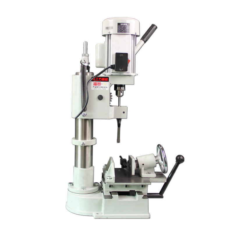 Us 493 8 14 Off Square Machine Woodworking Bench Drill Small Household Square Hole Square Eye Machine Drill Hole Machine In Wood Boring