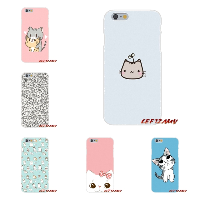 buy popular 5fdf0 663b6 US $0.99 |Cell Phone Cases For Motorola Moto G LG Spirit G2 G3 Mini G4 G5  K4 K7 K8 K10 V10 V20 V30 Cartoon Cat Face A Lot Pile of Cats art-in ...