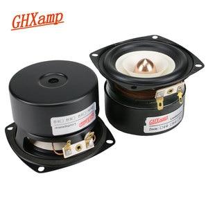 Image 1 - GHXAMP 3 pouces gamme complète haut parleur 4ohm 15W Hifi basse profonde Tweeter mi basse haut parleur Bluetooth haut parleur bricolage 2 pièces