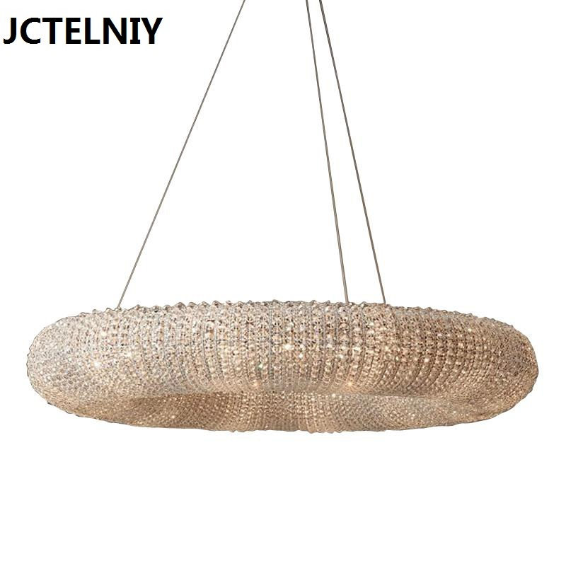 Luxury american style crystal pendant light circusy lamps Can be customized size Used in the sitting room the hotel lobby thermo operated water valves can be used in food processing equipments biomass boilers and hydraulic systems