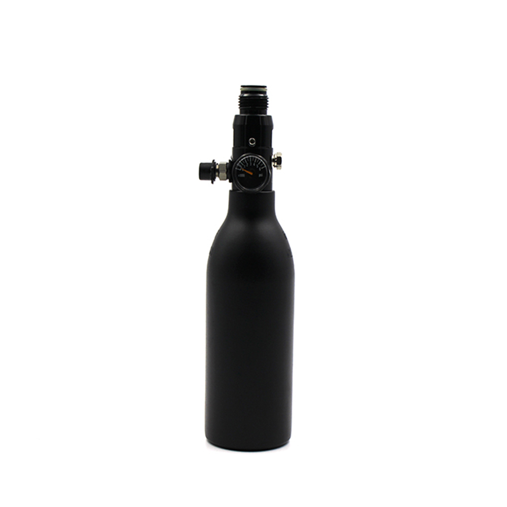 PCP Paintball Ауа резервуары 0.2L / 0.35L / 0.45L HPA - Ату - фото 2
