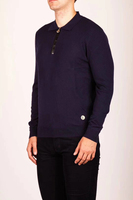 Billionaire TACE & SHARK свитер шерстяной мужской 2018 Запуск комфорт сплошной цвет высокая ткань крокодиловая кожа Досуг Бесплатная доставка