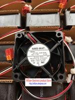 Nieuwe Originele NMB-MAT 7 2410RL-04W-B29 CQ2 12 V 0.12A 60*60*25 MM 6 CM voor Panasonic drum wasmachine koelventilator