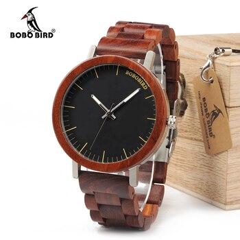 Zegarek męski BOBO BIRD Wooden Bracelet