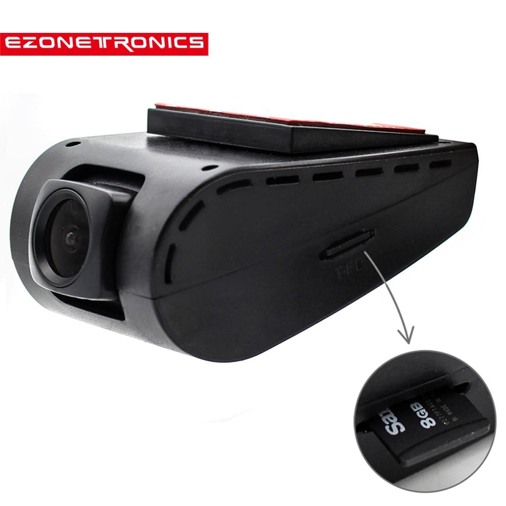 18 voiture radio 2din Nouvelle USB HD CCD Voiture DVR caméra Conduite Enregistreur Vidéo pour Android 4.4/5.0/5.1 Appareils avec 140 Degrés Angle