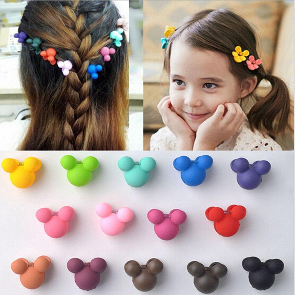 2fc67445daa5c 20 PCS Set Korean Hair Claws Hair Accessories Girls Hairpin Small Flowers  Hair Clips Bangs for Children Random Colors-in Hair Accessories from Mother    Kids ...