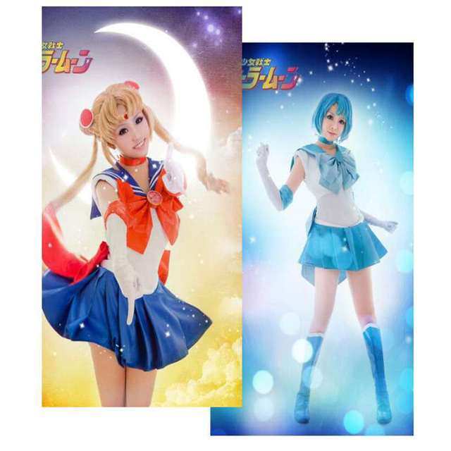halloween cosplay costume sailor moon games with uniform temptation as fashion - Halloween Fashion Games