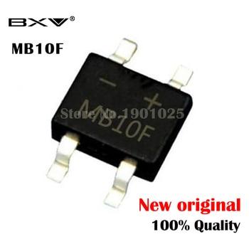 20PCS MB10F SOP-4 1A 1000V SMD