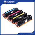 Compatível hp cf380a cf381a cf382a cf383a cartucho de toner para hp color laserjet pro mfp m476dn/m476dw mfp/mfp m476nw