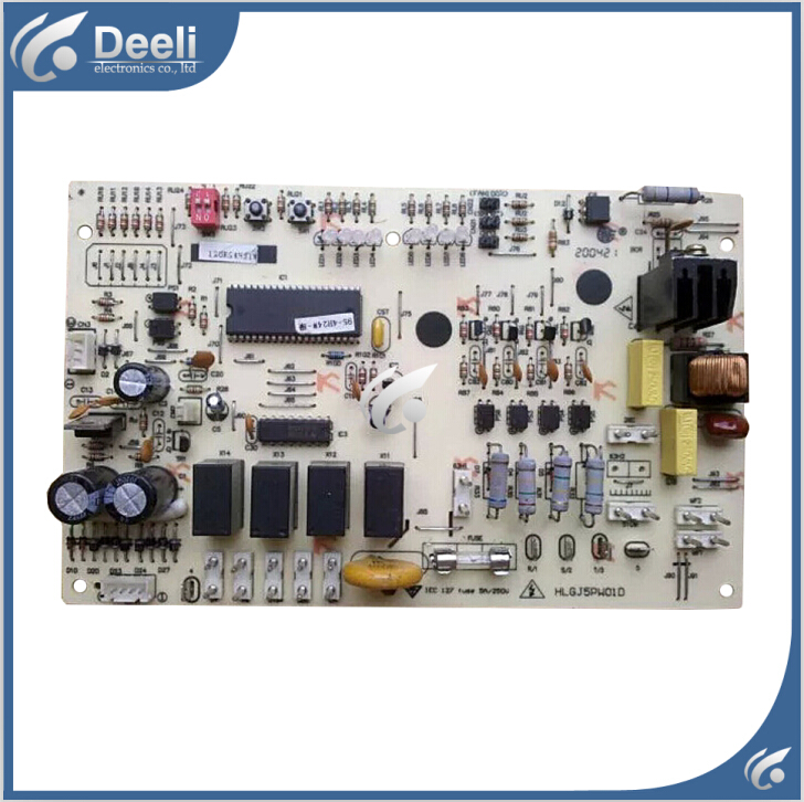 95% new good working for air conditioning motherboard Computer board HLGJ5PW01D PCB Board good working цены