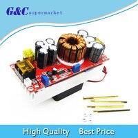 1800W 40A dc dc Boost Converter Step Up Power Supply Adjustable Module DC 10V 60V to 12V 90V DIY kit Electric Unit Modules