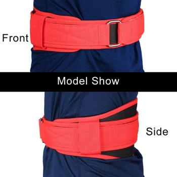 Weight Lifting Belt Nylon Musculation Squat Powerlifting Gym Belt Crossfit Dumbbell Bodybuilding Weightlifting Gym