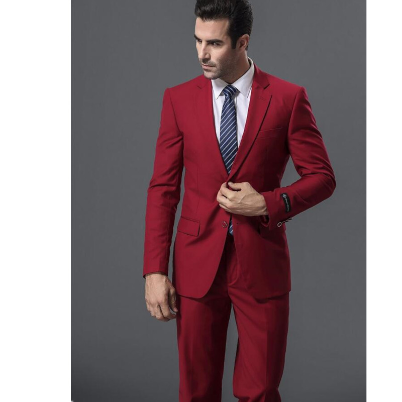 New-men-s-suits-Formal-occasions-men-suit-high-quality-wine-red-collar-single-breasted-wedding (4)
