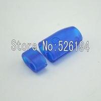 Free shipping 10 pair 4mm Larger Size blue Y Splitter Adapter Set Kit For DIY HiFi Earphone Headphone