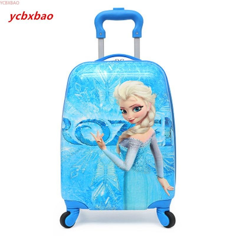 Sac à dos roulant pour enfants, bagage à main Maletas De Viaje Con Ruedas Envio Gratis valise De voyage pour enfants 3D