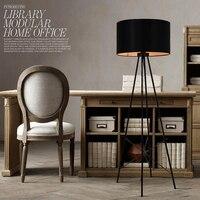 Лампы новые американские креативные алюминиевые четыре вилки лампа современный минималистский личность исследование гостиная итальянска