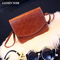 Bolsa de diseñador mujer marca solapa pequeña bolsa de hombro bolsa de cuero mujer bolsas de mensajero de la manera simple cuerpo corss bolsas