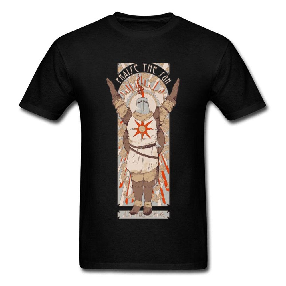 Men/'s Pixel Christmas Pattern Premium Cotton T-Shirt