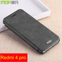 Redmi 4 Pro Flip Leather Case Xiaom Redmi4 Pro Prime 32gb Hard Back Cover Wallet Card