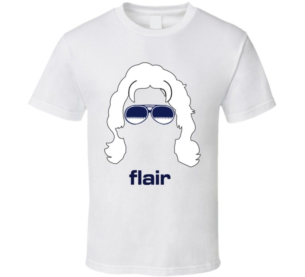 Rick Flair Nature Boy Toupee T Shirt