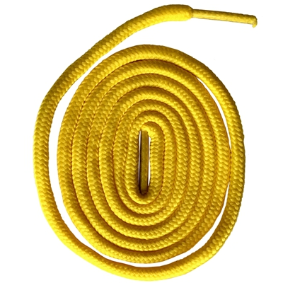 200 см очень длинные круглые шнурки Шнуры Веревки для ботинок martin спортивная обувь - Цвет: 5 yellow