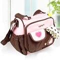 24*16*23cm Fashion Durable Women Messenger Bags Baby Diaper Bag Multifunctional Mummy Backpack Nappy Bag Baby Stroller Bag