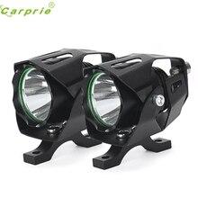 Новое поступление 2×15 Вт CREEChips XML T6 светодиодный прожектор вождения мотоцикла туман лампа пятно головного свет лампы jr6