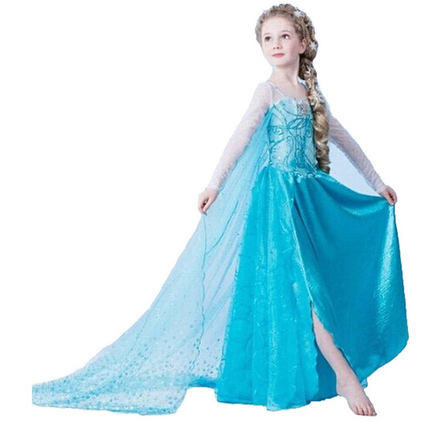 children princess dress baby kids dresses for girls christmas halloween costume fancy teenage girls clothing 10