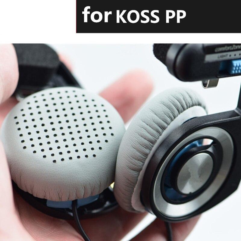 Almofadas de espuma almofadas para koss porta pro sporta pro px100 fones ouvido earpads alta qualidade melhor preço 12.6
