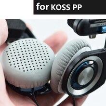 Cojines de Almohadillas para oreja de espuma para KOSS porta pro, almohadillas para auriculares px100, alta calidad, al mejor precio, 12,6