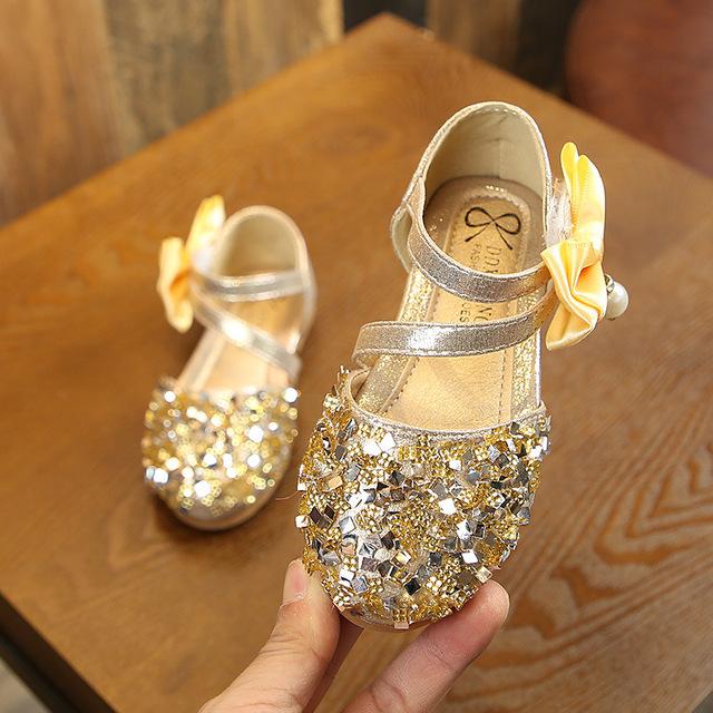 Girls' Cute Glowing Shoes