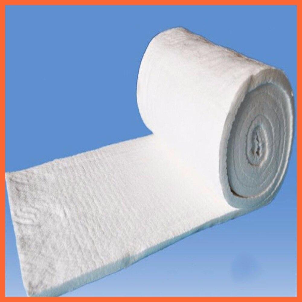 24 x78 x0 8 Aluminium Silicaat Anti refractory fiber Ceramic blanket aluminum silicate needled blanket insulation