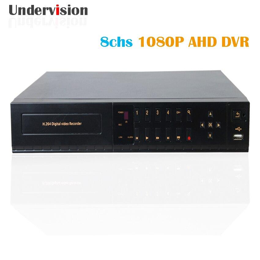 5in1 TVI 8chs digital recorder 1080N CCTV DVR/NVR/HVR 8CHS  1080N AHD DVR , NVR ONVIF2.3 and  8chs DVR recorder ,free shipping