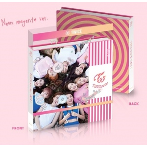 TWICE 3RD MINI ALBUM - COASTER (NEON MAGENTA VER.) Release Date 	2016.10.25 Kpop bigbang 2016 welcoming collection release date 2016 03 02 kpop album