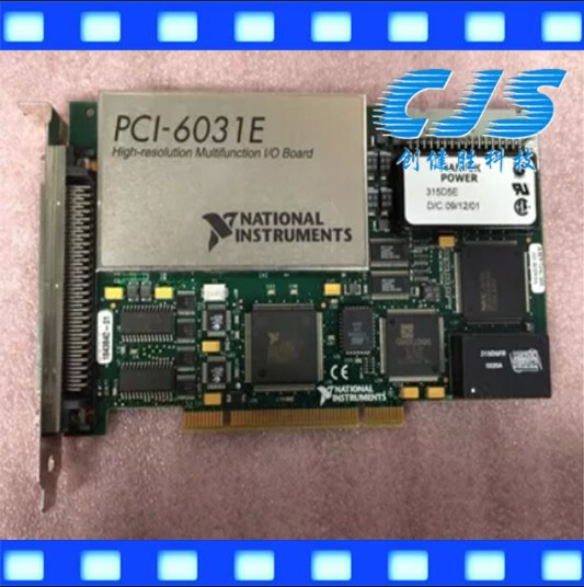 NI PCI-6033E or PCI-6031E Data acquisition card DAQ Card