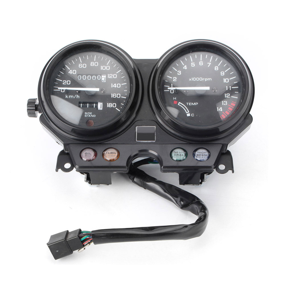 Motorcycle Change Pic-Speedometer Tachometer Tacho Gauge Instruments For HONDA CB 750 CB750 for honda cbr250 mc22 speedometer tachometer tacho gauge instruments