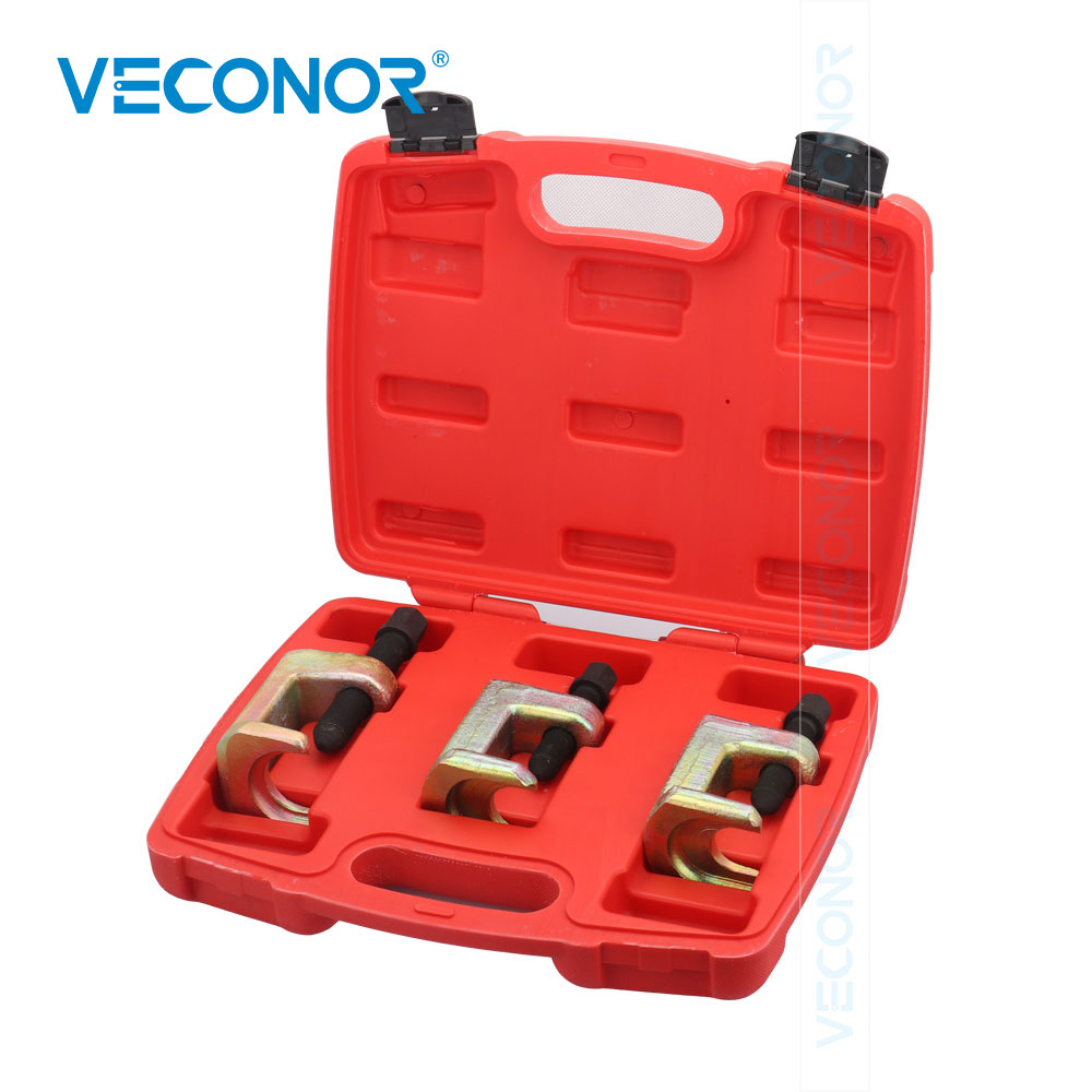 VECONOR 3PCS Ball Joint Separator Extractor Pullers Kit Joint Tap Tie Rod Head Special Removal Repair Tools For VW Audi A4 A6L